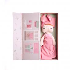 Boneca Metoo Angela Fashion - 33cm - com caixa