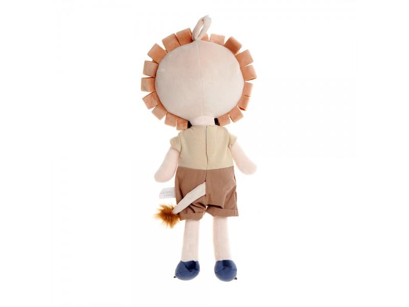 Boneca Metoo Jimbao Leão - 33 cm