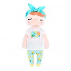 Boneca Metoo Angela Fruta Abacaxi - 33cm - Bup Baby