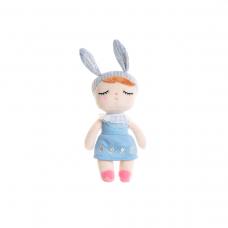 Mini Metoo Doll Angela Jardineira Azul - 20cm