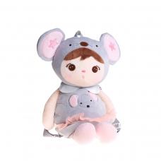 Mochila Metoo Doll Jimbao Ratinha - Bup Baby