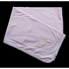 Manta Ovelha Branco - VagaLume Baby