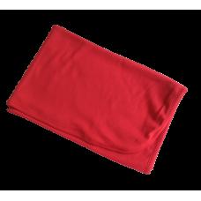 Manta Vermelho - Suedine Egípcio - Proteção Solar Uv50 - PiuPiu