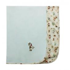 Manta Forrada Suedine - Cavalinho - proteção solar uv50 - Mini Bear