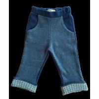 Calça Pedro Baby - Azul Jeans - Mini Lord