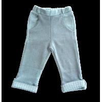 Calça Pedro Baby - Cinza - Mini Lord