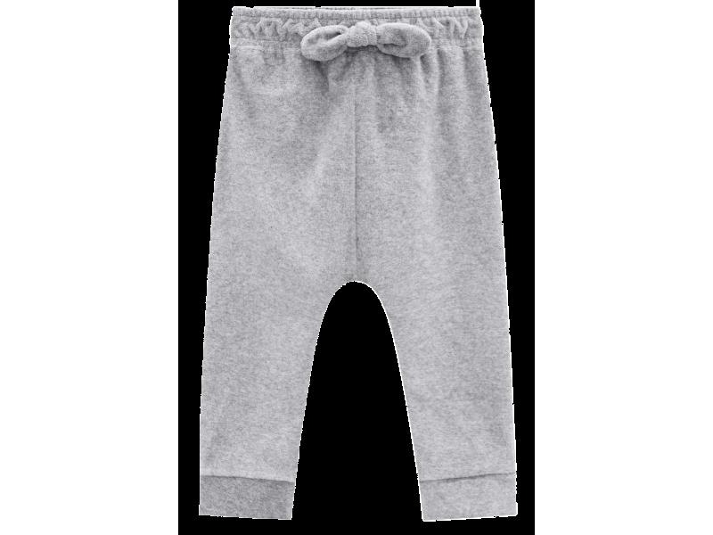 Calça Plush Mescla - Detalhe no Bumbum - Kukiê