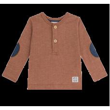 Camiseta Manga Longa - Caramelo - LucBoo