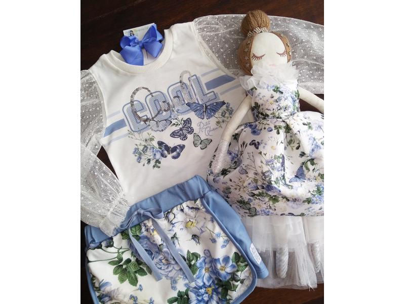 Conjunto Cool Blue - Petit Cherie