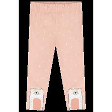 Legging em Thermoskin Rosé - Urso - Kukiê