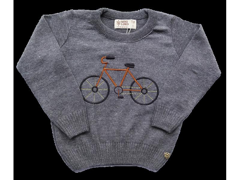 Suéter Nick - Bike - Mini Lord