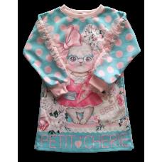Vestido Candy Rabbit - Petit Cherie