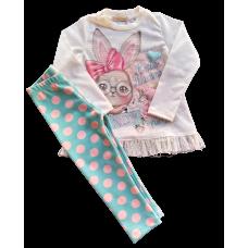 Conjunto Candy Rabbit - Petit Cherie