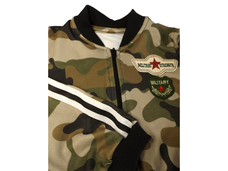 Conjunto Militar - YoLoveYo