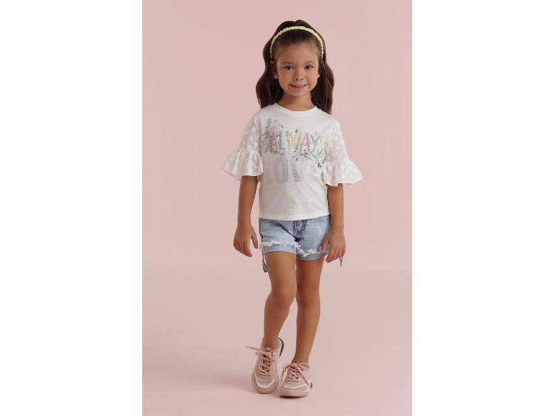 Blusa Summer Glow - Petit Cherie