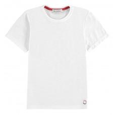 Camiseta Malha Flamê - Branco - LucBoo