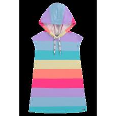 Vestido Listras e Cores - Kukiê