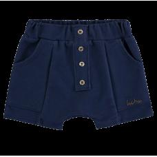 Short Saruel Cotton Azul Jeans - LucBoo