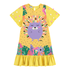 Vestido Ouriço - Kukiê