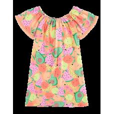 Vestido Salada de Frutas - Kukiê