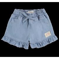 Short Jeans Babado - Kukiê
