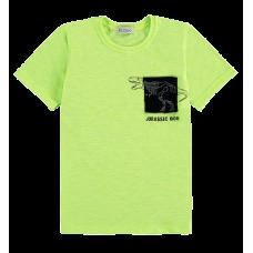 Camiseta Jurassic Verde Limão - LucBoo