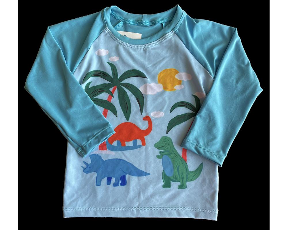 Camiseta Proteção BabySauro - Cia do Broto
