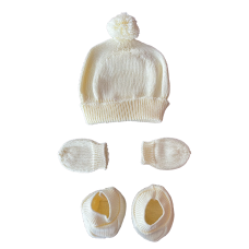 Conjunto Cavalinha Baby - Amarelo - Mini Lord