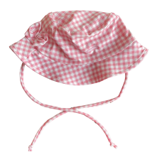 Chapéu Bebê PicNic Rosa - Cia do Broto