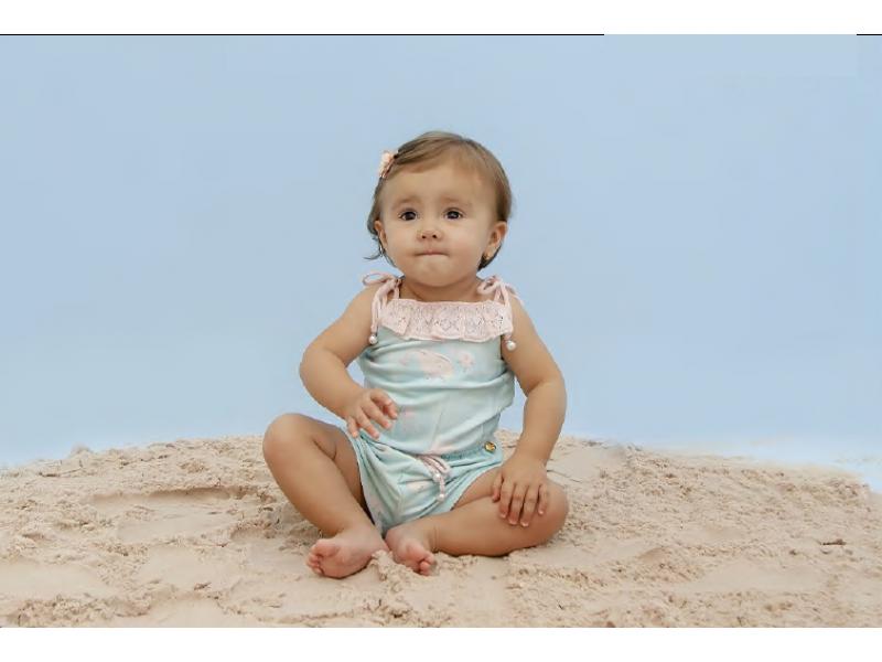 Macaquinho Bahia Baby - Mini Lady