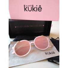 Óculos de Sol Gatinho Rosé - Kukiê