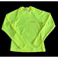 Camiseta Proteção Amarelo Shock - Cia do Broto