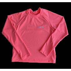 Camiseta Proteção Laranja Pop - Cia do Broto