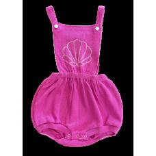 Banho de Sol Concha Pink - Mini Lady
