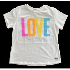 Blusa Love Mãe - Petit Cherie