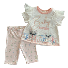 Conjunto Romantic Baby Cute - Petit Cherie