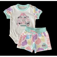 Conjunto Cow Baby - Petit Cherie