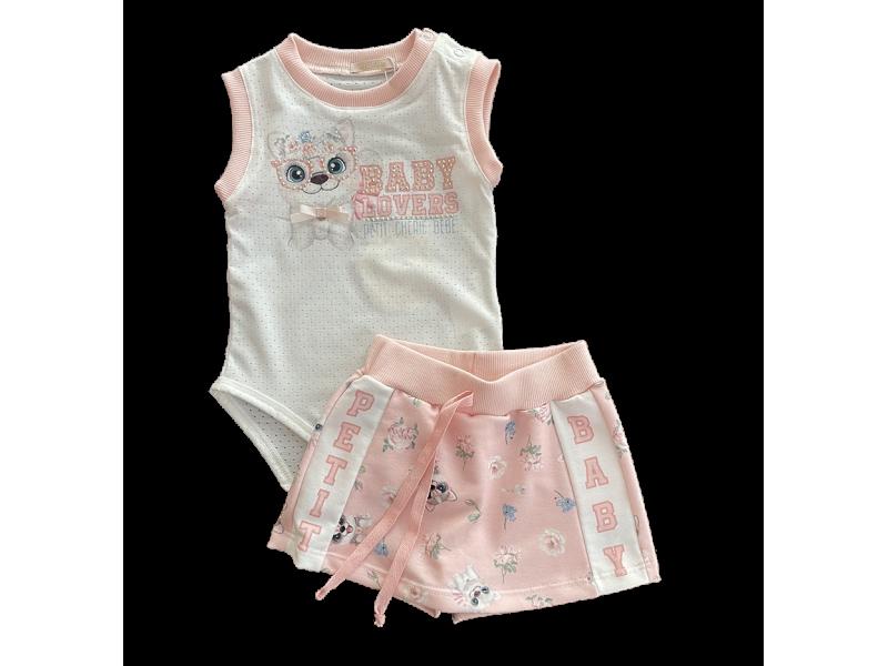 Conjunto Romantic Baby - Petit Cherie