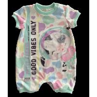 Macacão Cow Baby - Petit Cherie