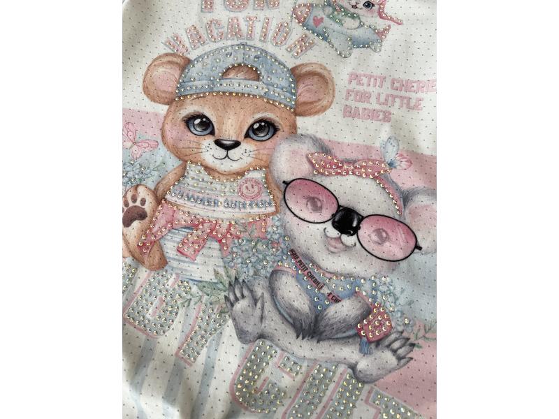 Macacão Fun Vacation - Petit Cherie