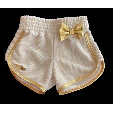 Short Dourado - YoLoveYo