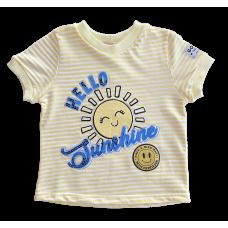 T-shirt Hello Sunshine - Petit Cherie