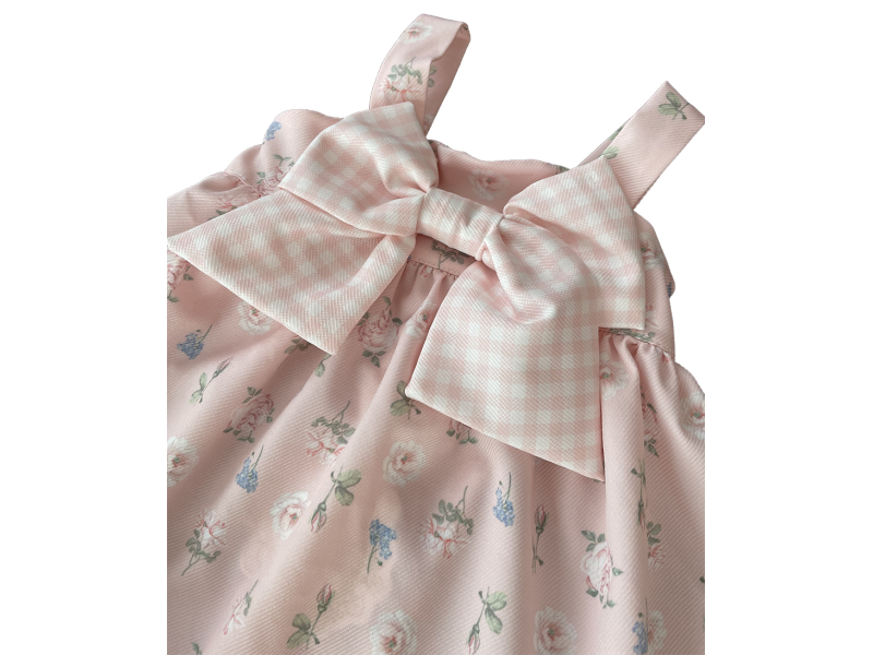 Vestido com Calcinha Romantic Baby - Petit Cherie