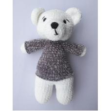 Urso Polar Amigurumi