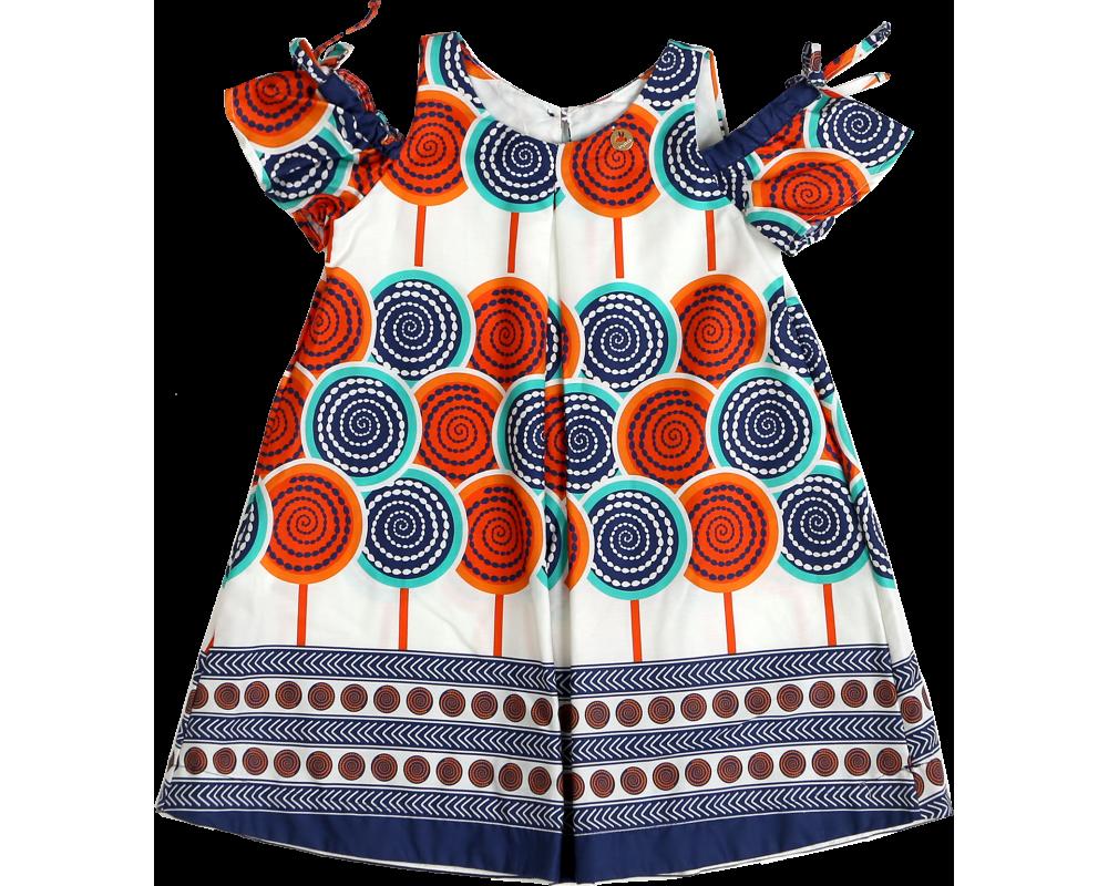 Vestido Pirulitos - Prega - Precoce