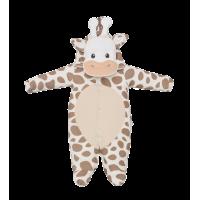 Macacão Divertido Girafinha - Suedine - Upi Uli