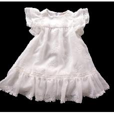 Vestido New Party - Branco - Petit Cherie