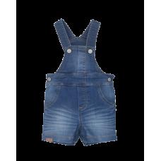 Jardineira Boy Jeans - Upi Uli