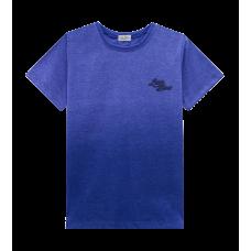 Camiseta Degradê - Azul - LucBoo