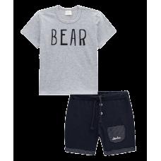 Conjunto Black Bear - LucBoo